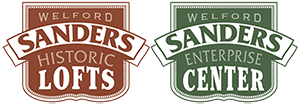 Welford Sanders Historic Lofts Logo