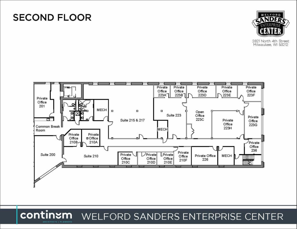 Offices Welford Sanders Historic Lofts